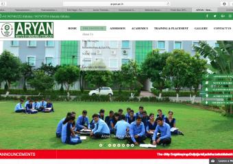 Aryan Engineering College